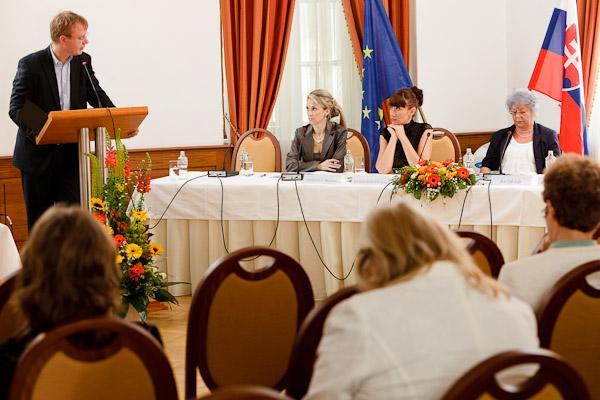 príhovor poslanca NR SR Miroslava Beblavého