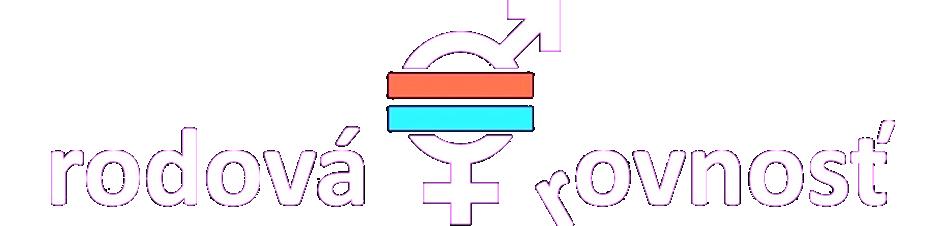 Rodová rovnosť a rovnosť príležitostí