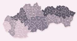 Adresár podporných služieb vo všetkých regiónoch Slovenska